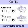 Прогноз погоды в городе Gorlitz